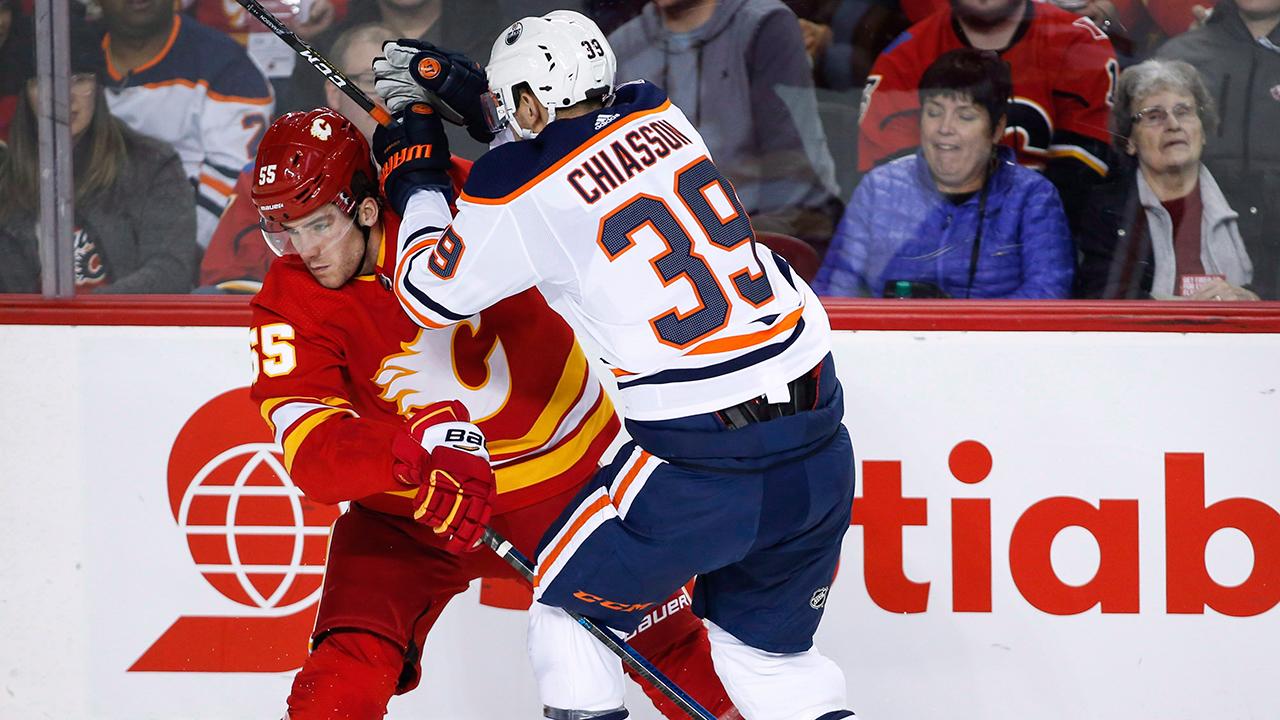 NHL Live Tracker: Oilers vs. Flames