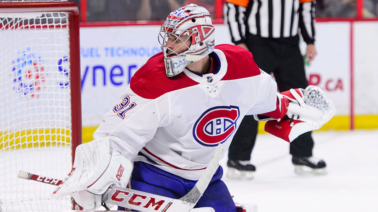 Takeaways: Carey Price steals a win for upward-trending Canadiens