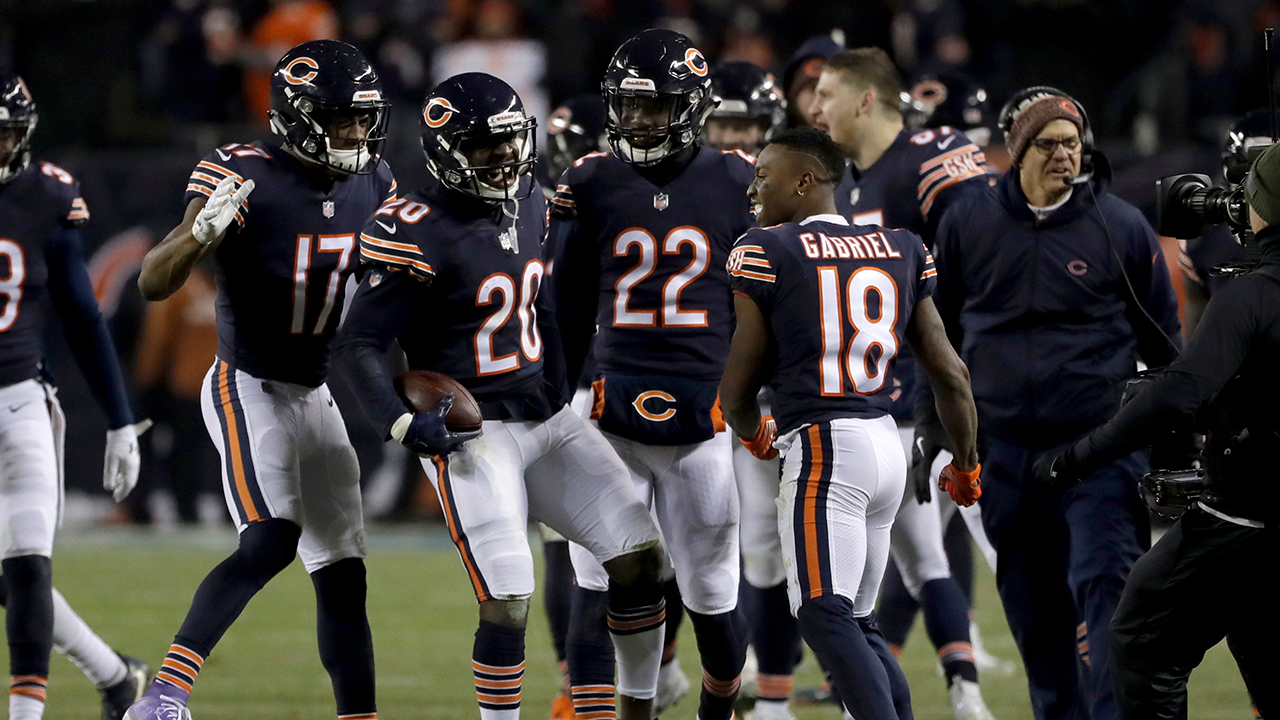Goldman, dominant defence leads Bears over Rams