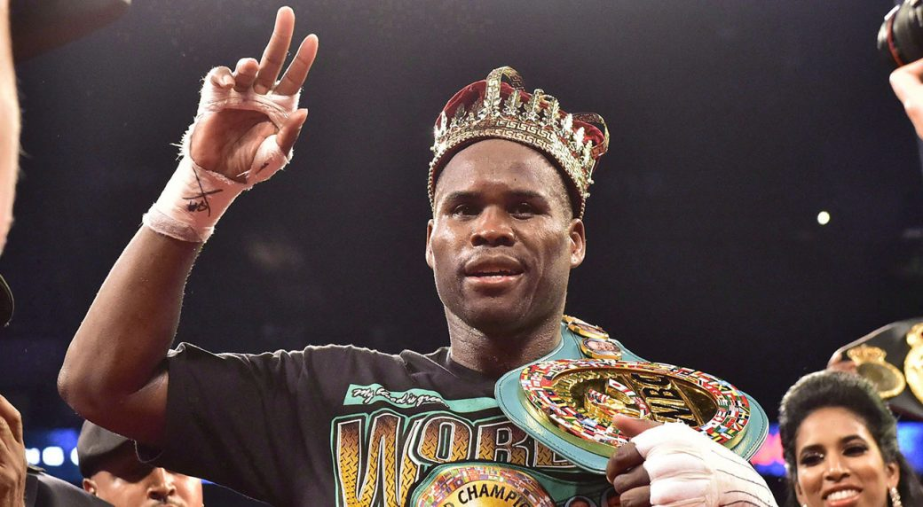 Adonis Stevenson in critical condition after suffering 11th-round knockout