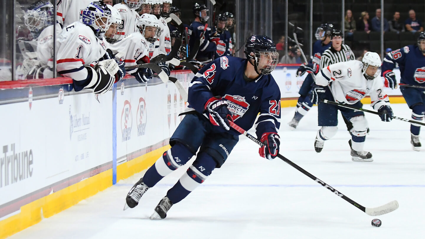 Why Jack Hughes Could Be The Best USNTDP Product Ever