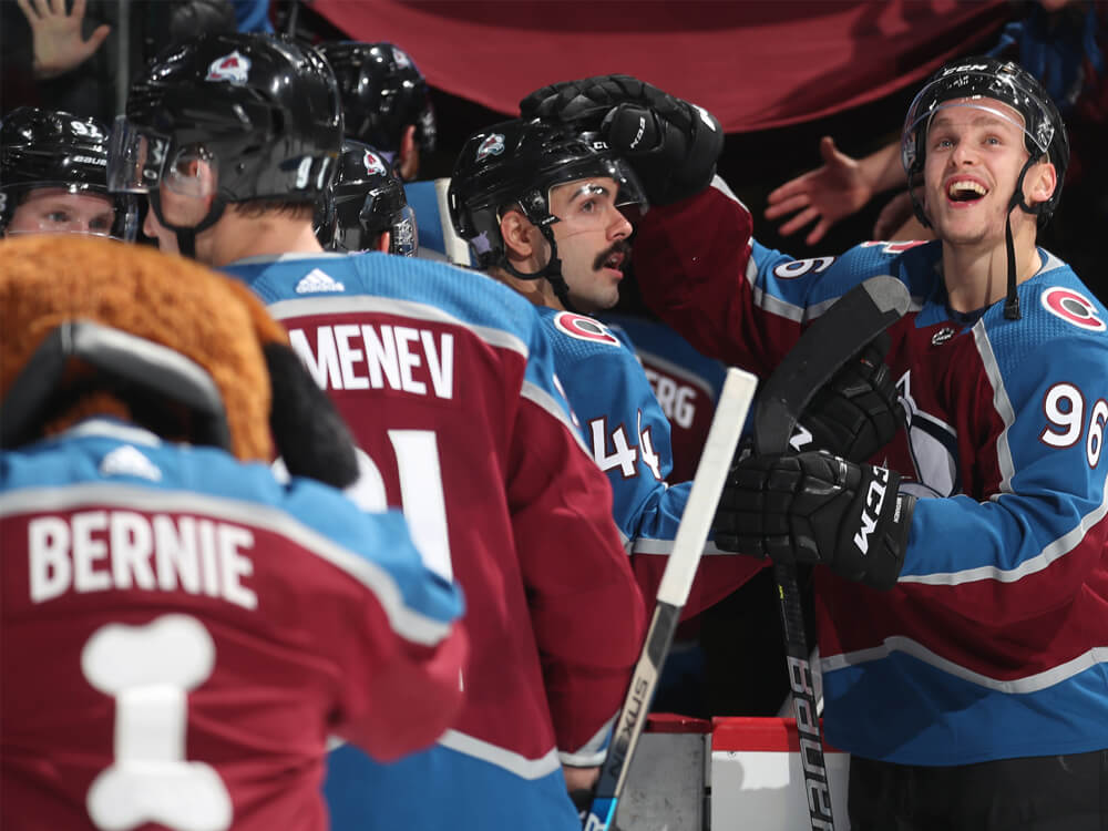 Inside Mikko Rantanen s rise to the top of the NHL scoring list ... 572cf7743