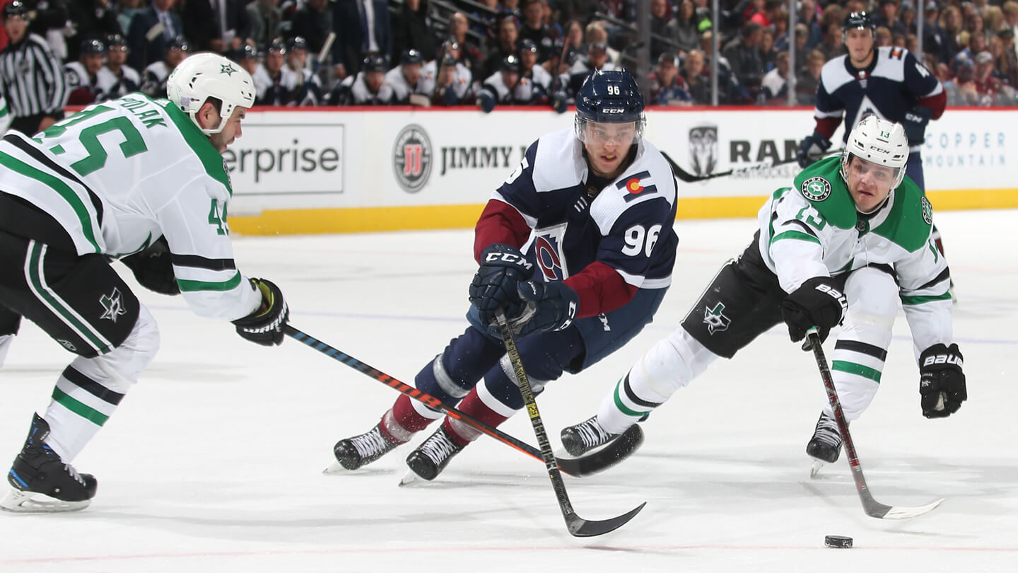 Kapanen watched with pride as Rantanen gained a foothold in the NHL with a  20-goal campaign in 2016–17. Then 0895dfe56