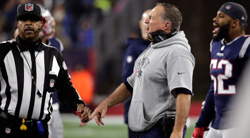 Bill Belichick Earns 250th Win With Patriots In Victory Over Vikings