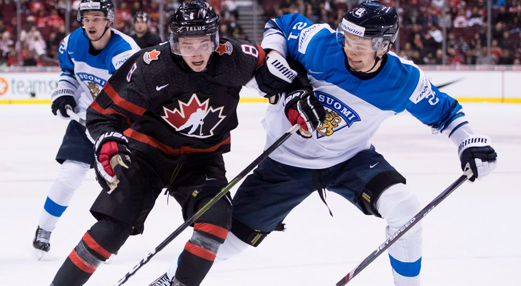 Special Teams Hurt Canada In World Junior Tuneup Loss To Finland