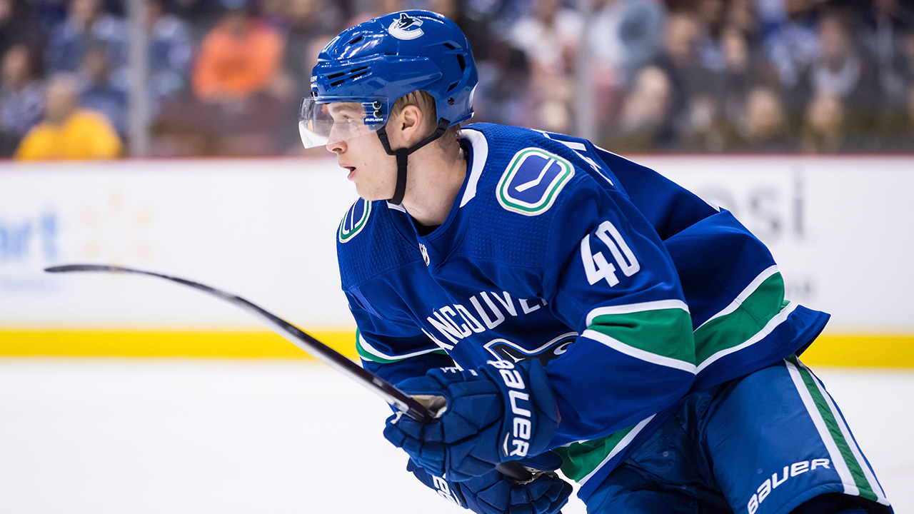 A Star Is Bjorn. Canucks' Pettersson Named NHL's Best Of The Week