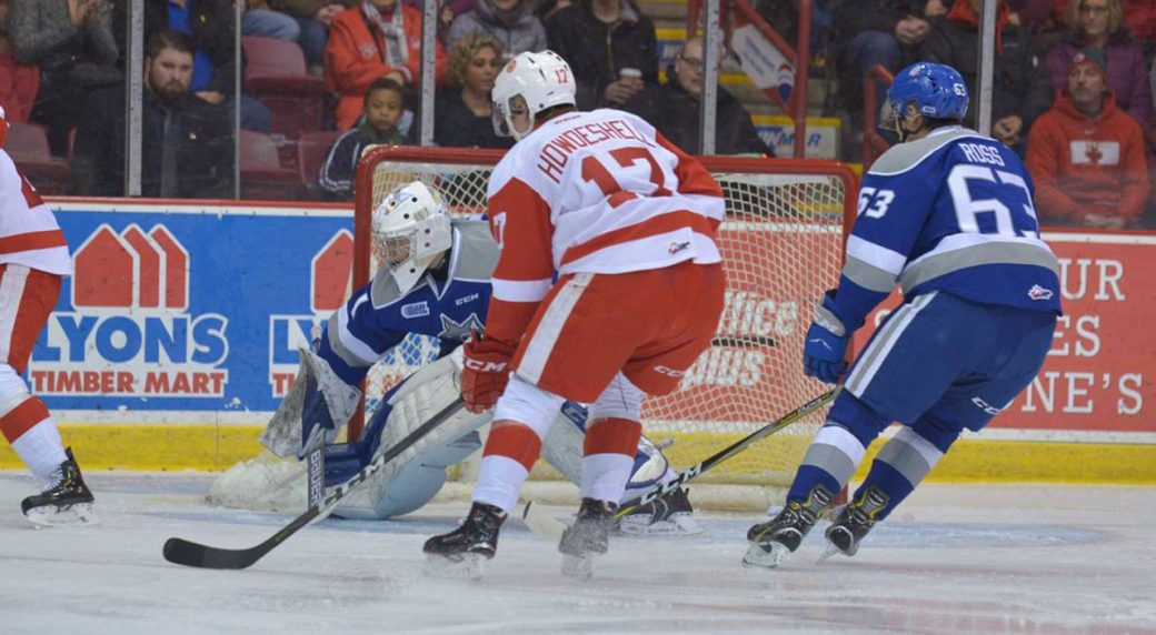 CHL: CHL Notebook - Howdeshell Among Overage Players Thriving Offensively