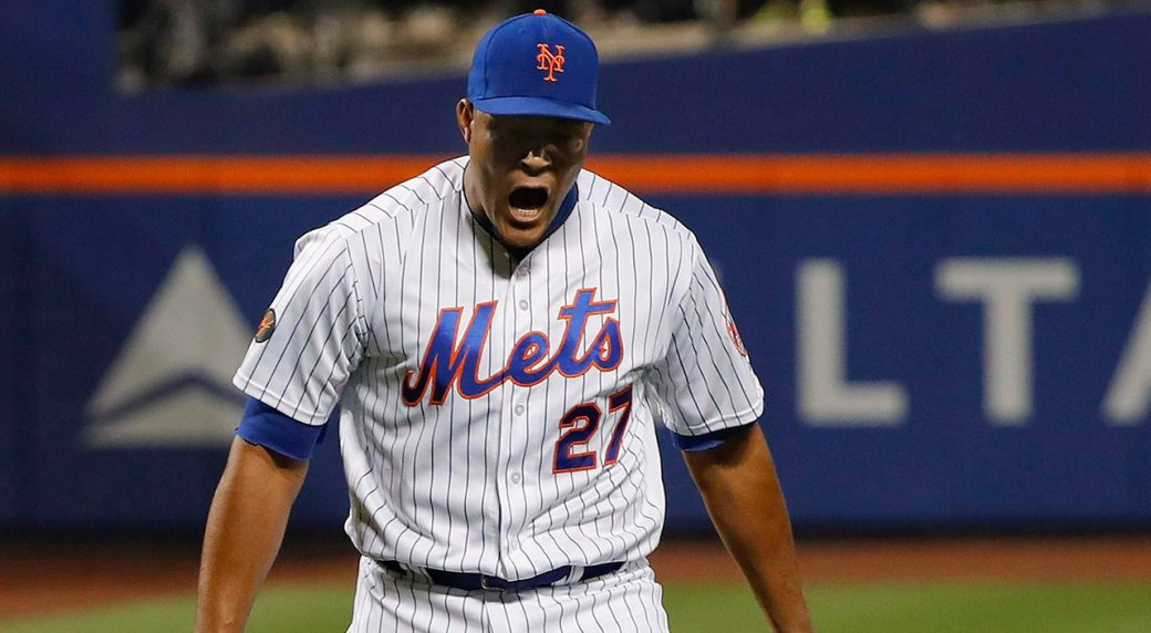 Mets have discussed trading Noah Syndergaard to Yankees