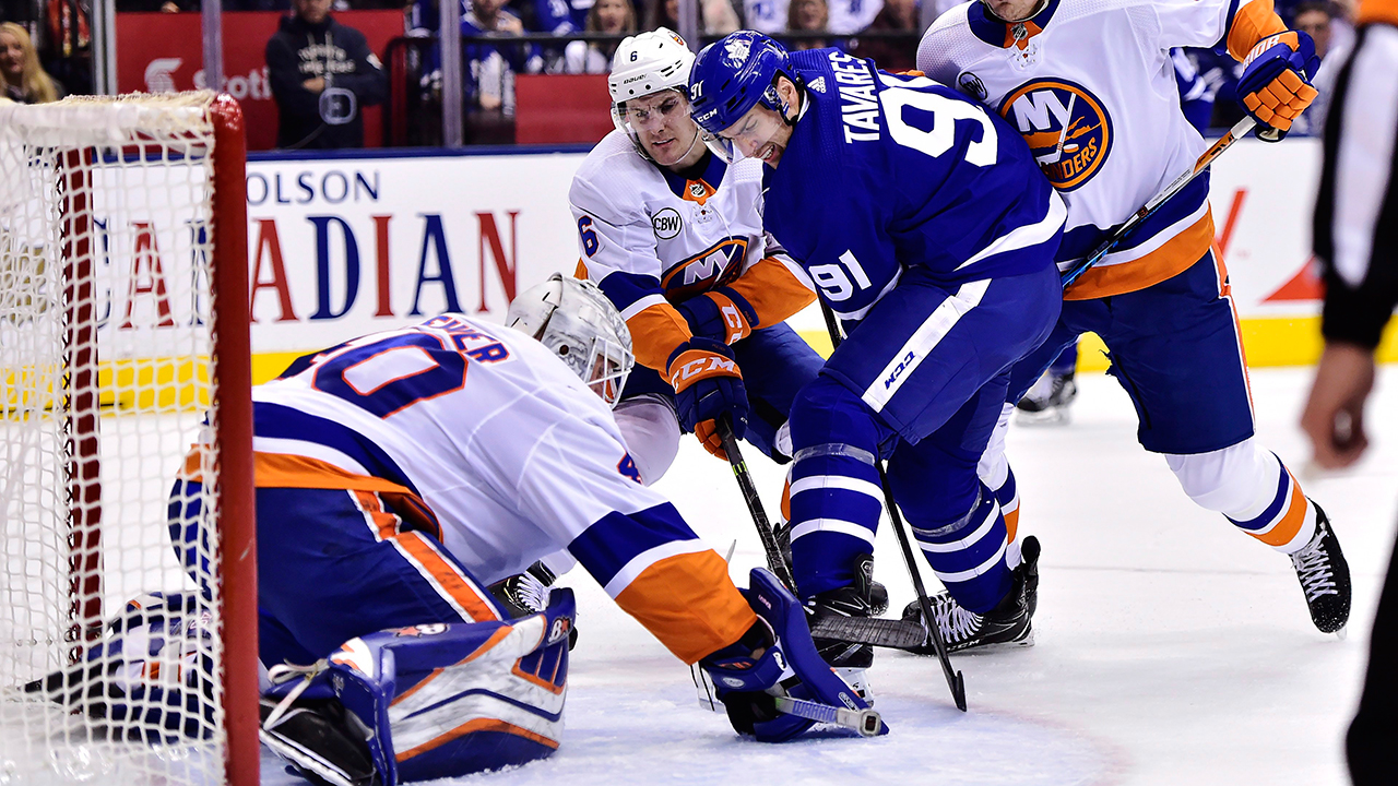a0df3bd14b0 Maple Leafs' loss to Islanders a 'punch-in-the-gut' for John Tavares ...