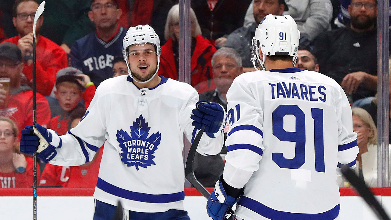 b42f4341396 Offensive surge has 11 NHL players on pace to score 50 goals this season -  Sportsnet.ca