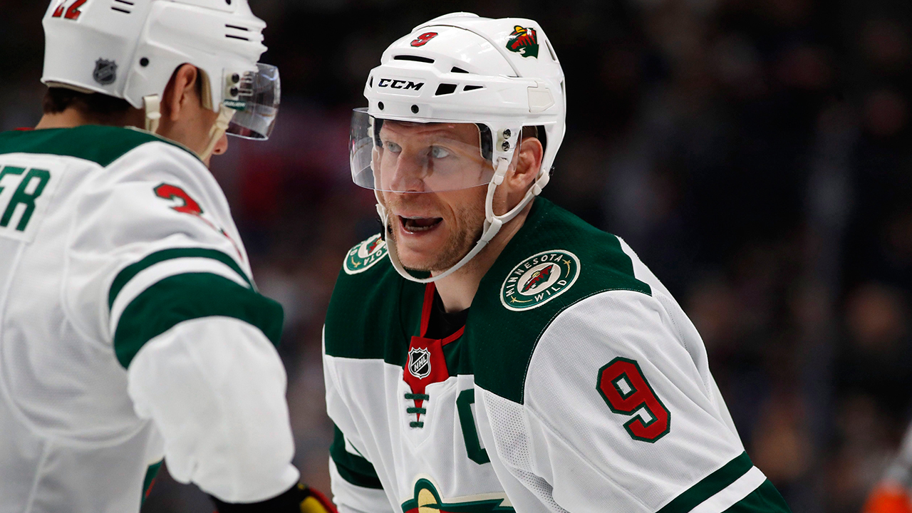 Wild Lose Koivu To Season Ending Knee Injury
