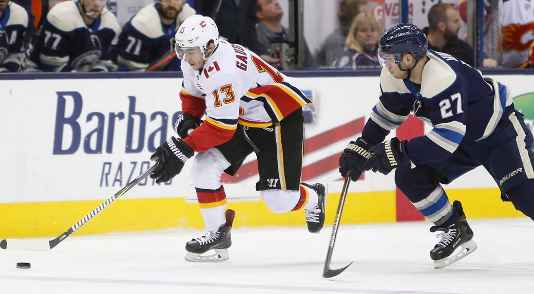Calgary Flames' Mark Giordano suspended two games, Ryan Lomberg one