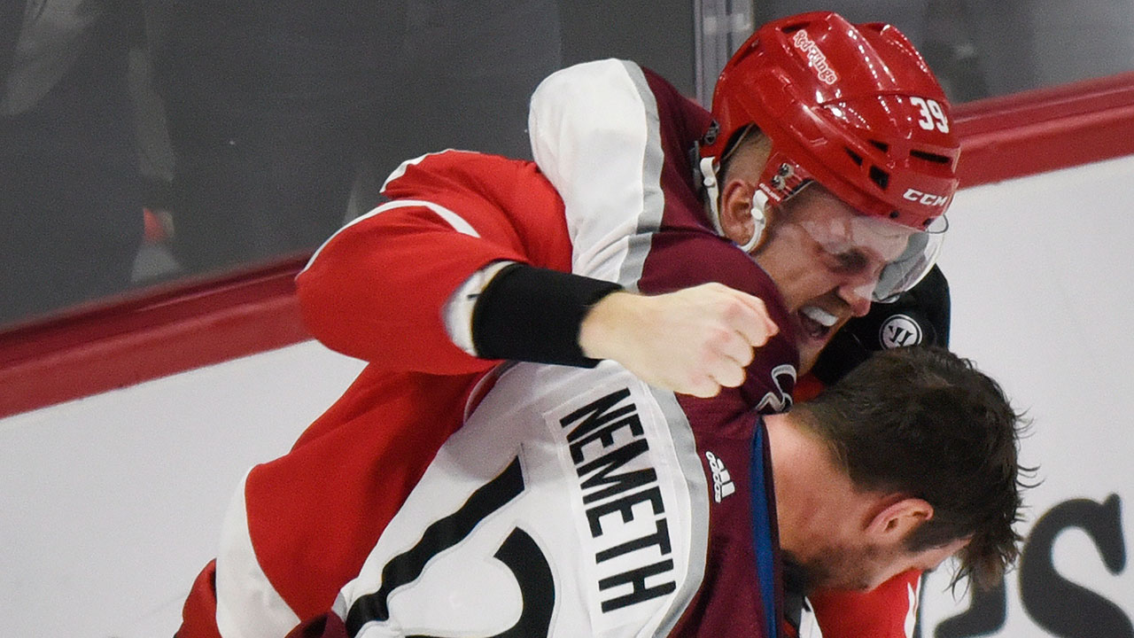 Red Wings  Anthony Mantha out 4-6 weeks with hand injury - Sportsnet.ca 712d726a2