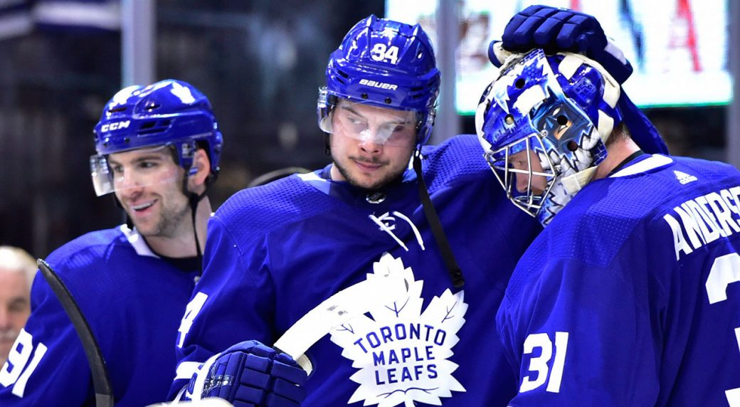 a3a12bd12 NHL Power Rankings  New Year s Resolutions Edition - Sportsnet.ca