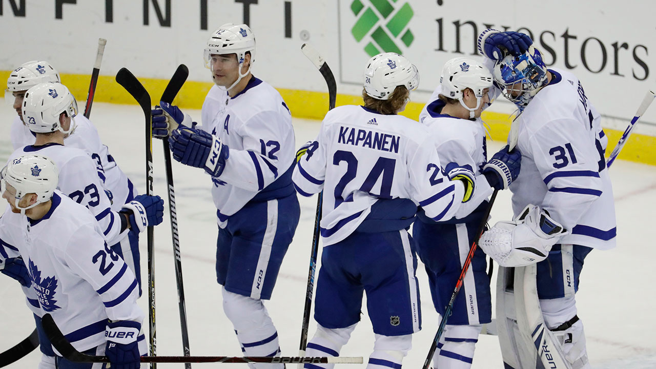 Takeaways: Leafs dismantle Devils with mechanical efficiency