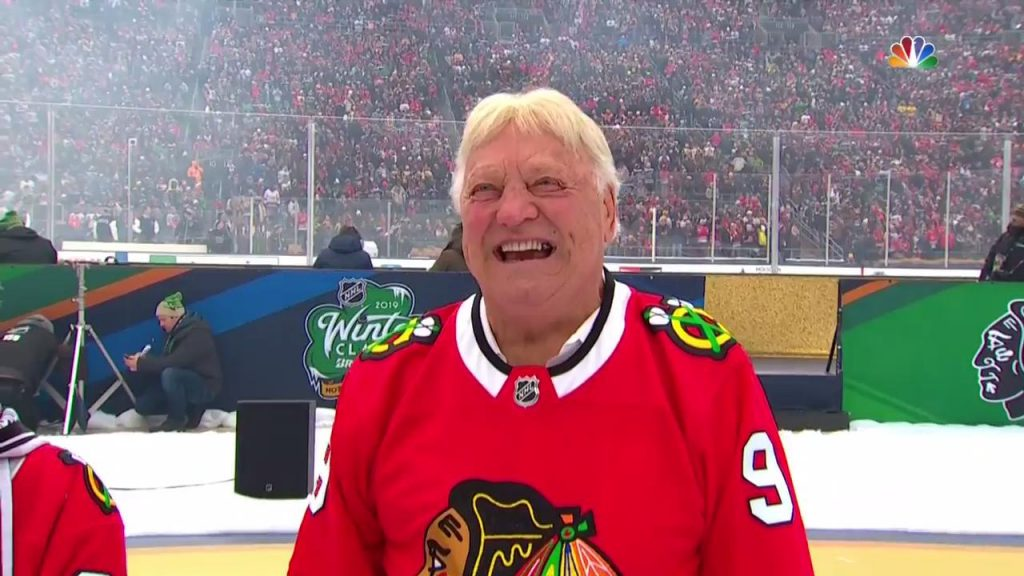 Bruins and Blackhawks legends honoured ahead of Winter Classic ... e4b85ae47