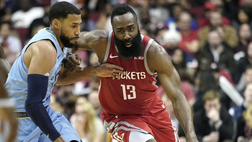 c5fe8270179f Harden dominates with 57 points