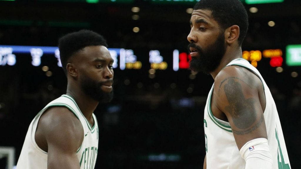 44e3e5680a41 Kyrie Irving scores 38 points to lead Celtics past Grizzlies - Sportsnet.ca