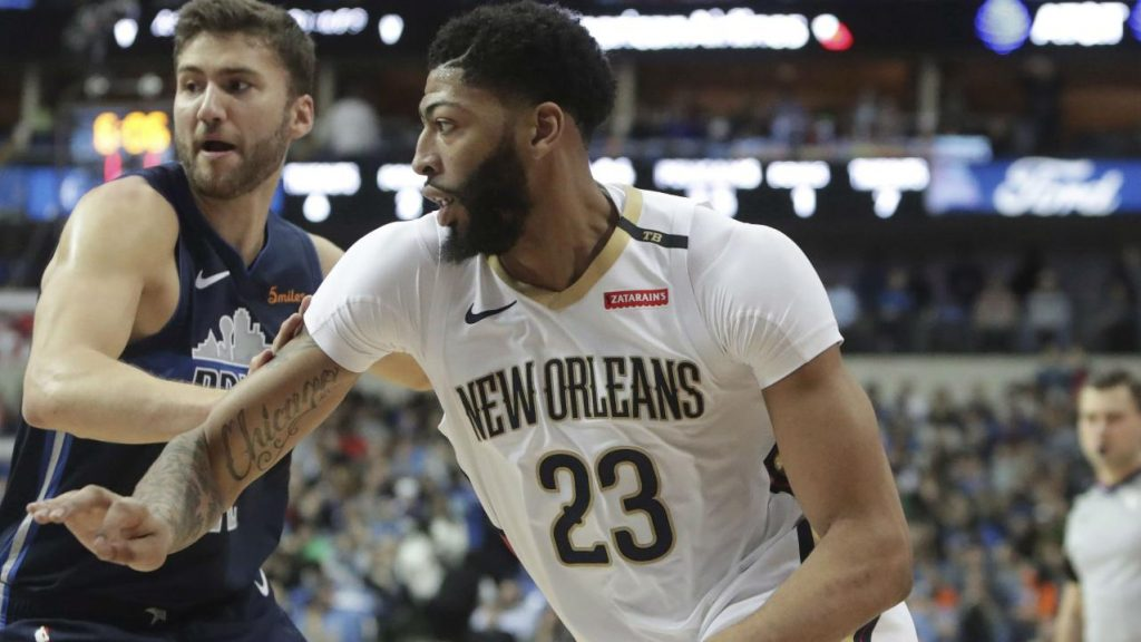 e26644f3b Eight reasons why the Raptors should trade for Anthony Davis - Sportsnet.ca
