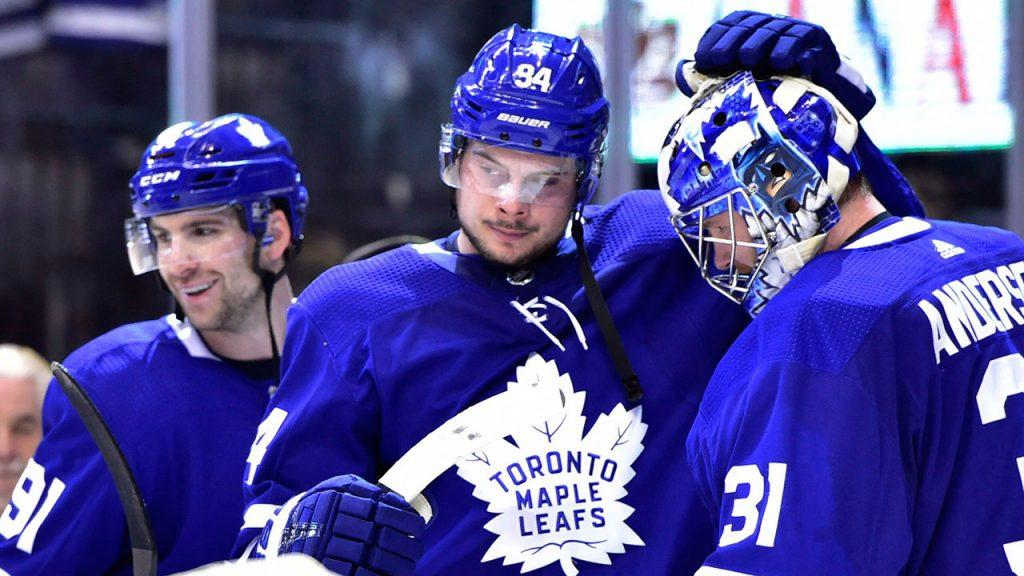 04eaf5008 Why Auston Matthews would benefit from playing with more edge - Sportsnet.ca