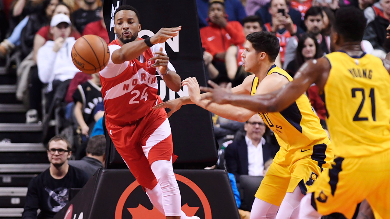 09f46bff689 Norman Powell shines for Raptors when they needed him most ...