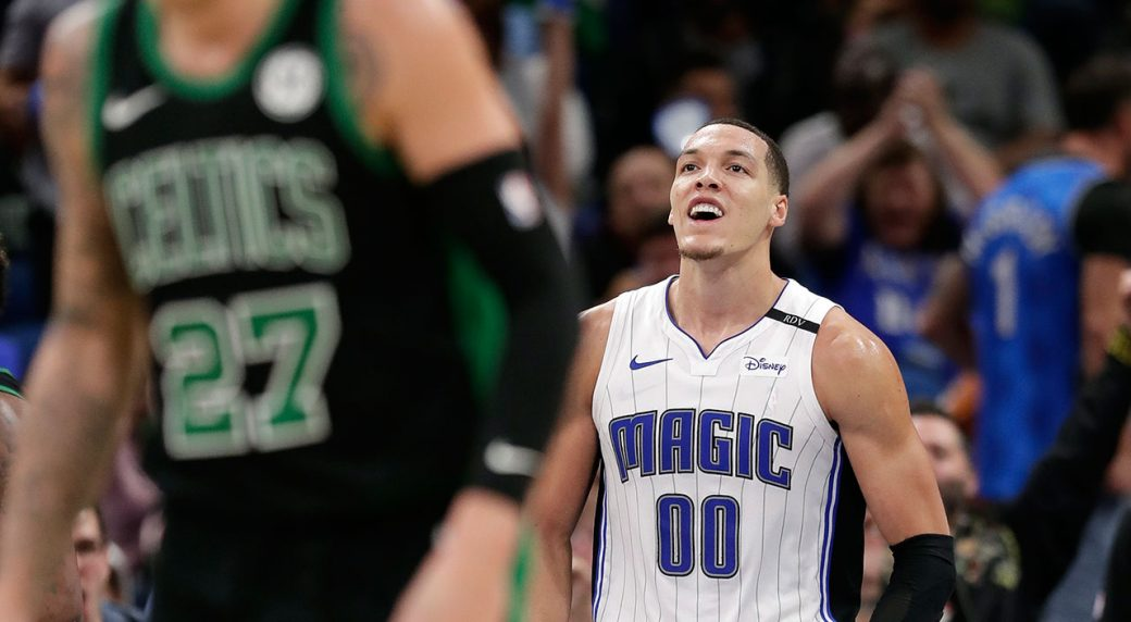 Magic hold on to beat Celtics for 2nd time this season
