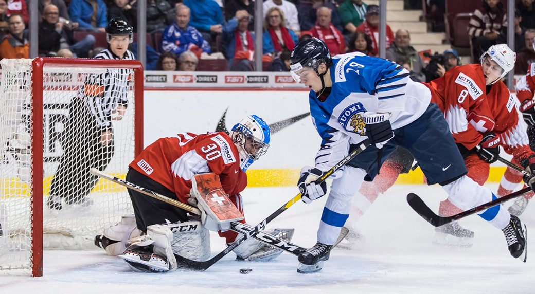 Finland Crushes Switzerland To Reach World Juniors Final Sportsnet Ca
