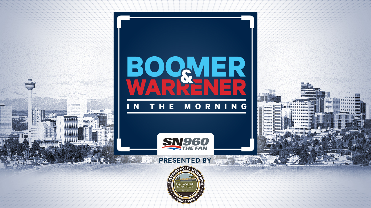 Boomer & Warrener in the Morning Logo Image