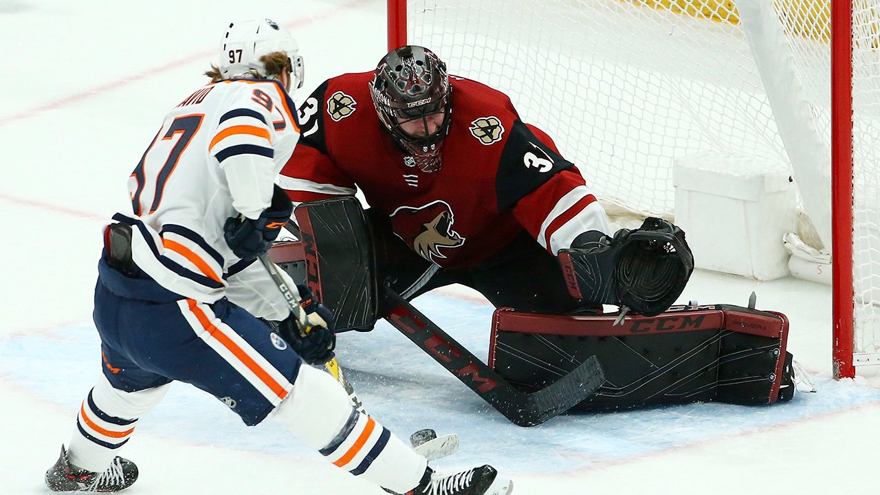 Arizona Dreams. Oilers End Nightmare With A Win Over Coyotes