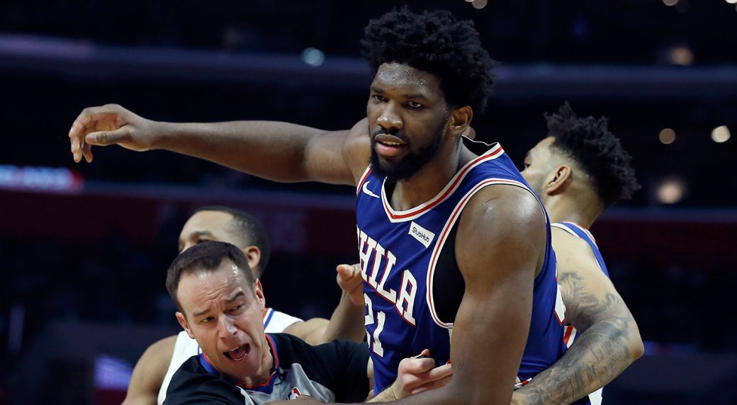 76ers survive late threat from Clippers to win - Sportsnet.ca d258b1018