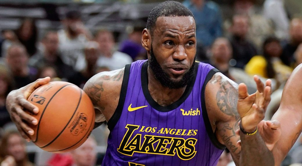 d6e4d5d2f Lakers  LeBron James to return from injury vs. Clippers. Los Angeles ...