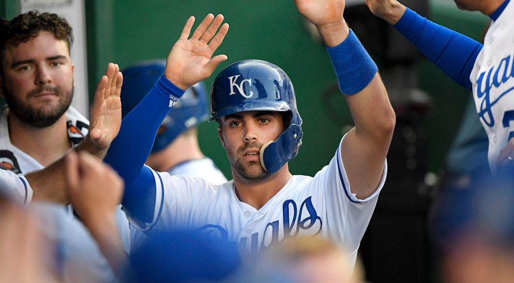 Royals, 2B Whit Merrifield agree to 4-year, $16.25M extension