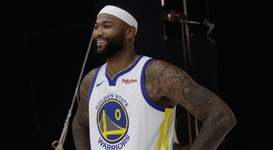 DeMarcus Cousins will start when he returns with Warriors - Sportsnet.ca d572ecefc