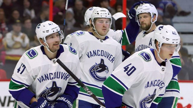 240b3fdf7 Canucks  Elias Pettersson likely to miss 1-2 weeks - Sportsnet.ca