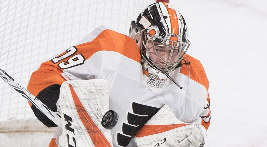 Patrick goal in OT gives Flyers win over Oilers 5-4