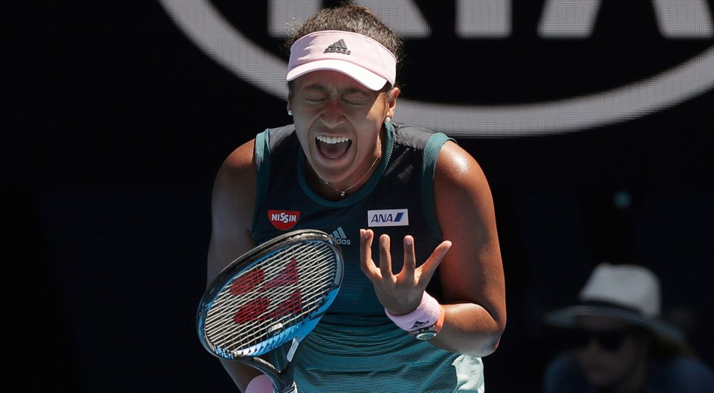 Osaka edges Pliskova to set up Open final with Kvitova