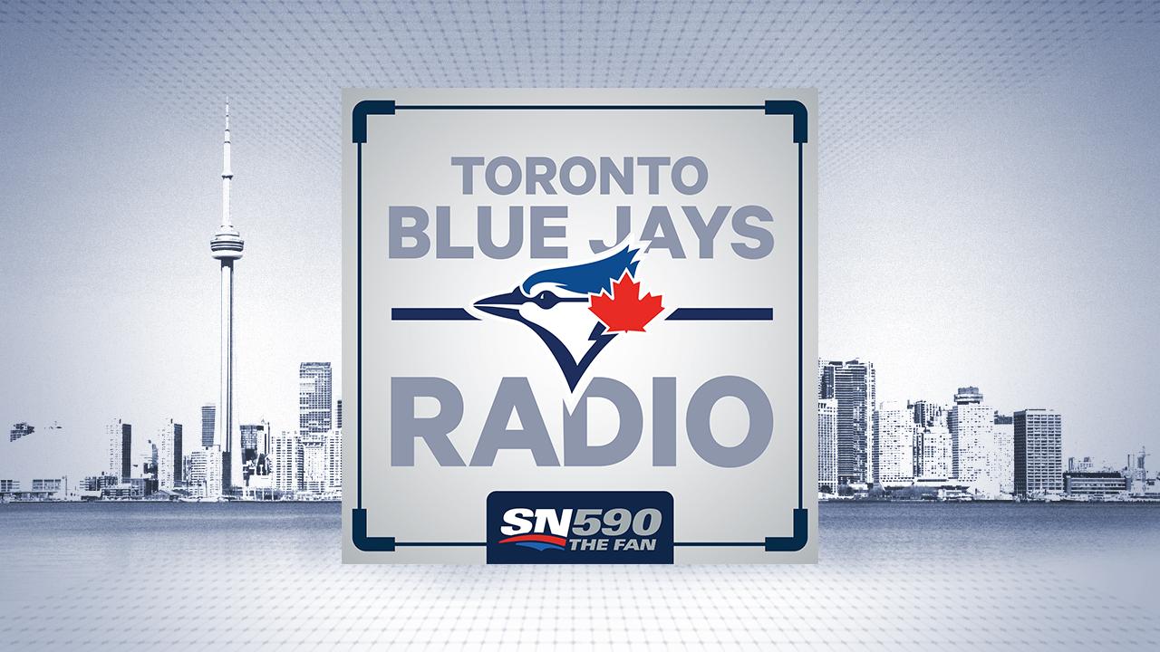 Toronto Blue Jays Radio Logo Image