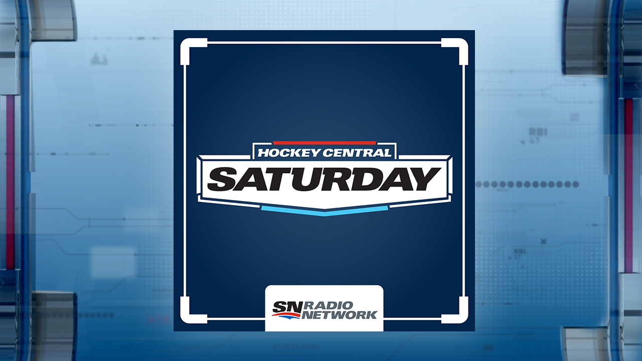 Hockey Central Saturday Logo Image