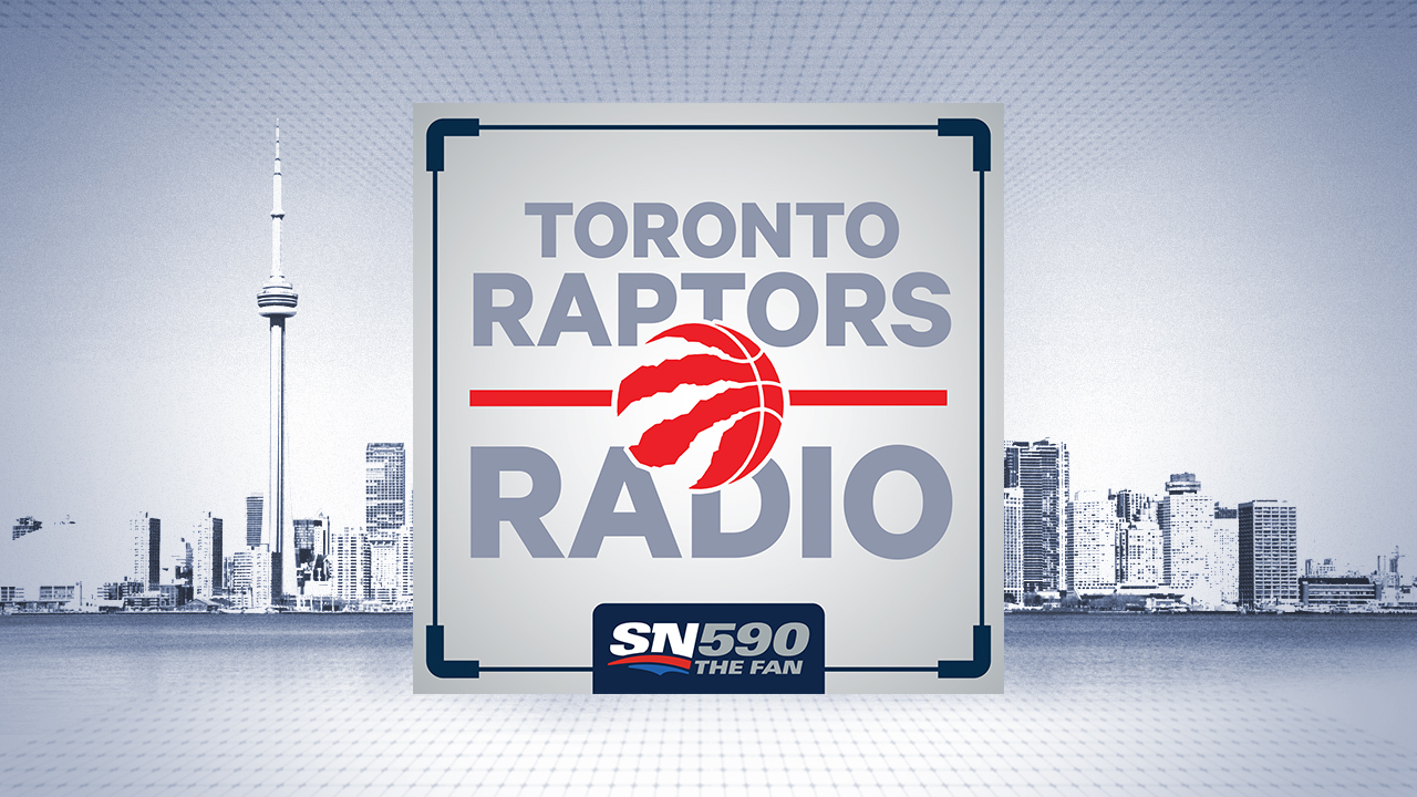 Toronto Raptors Radio Logo Image