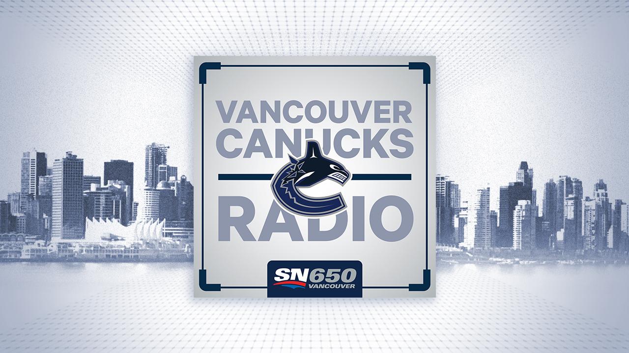 Vancouver Canucks Radio Logo Image