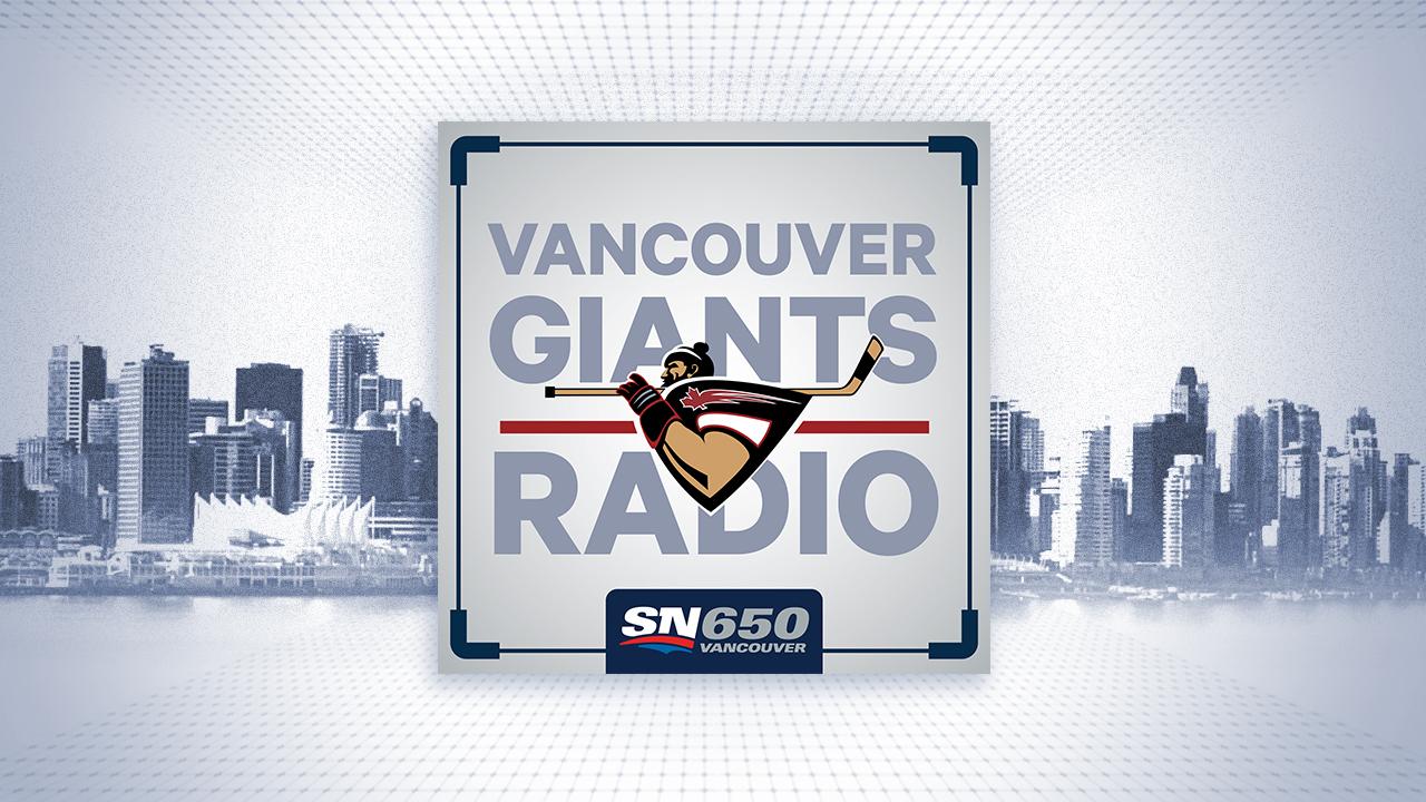 Vancouver Giants Radio Logo Image