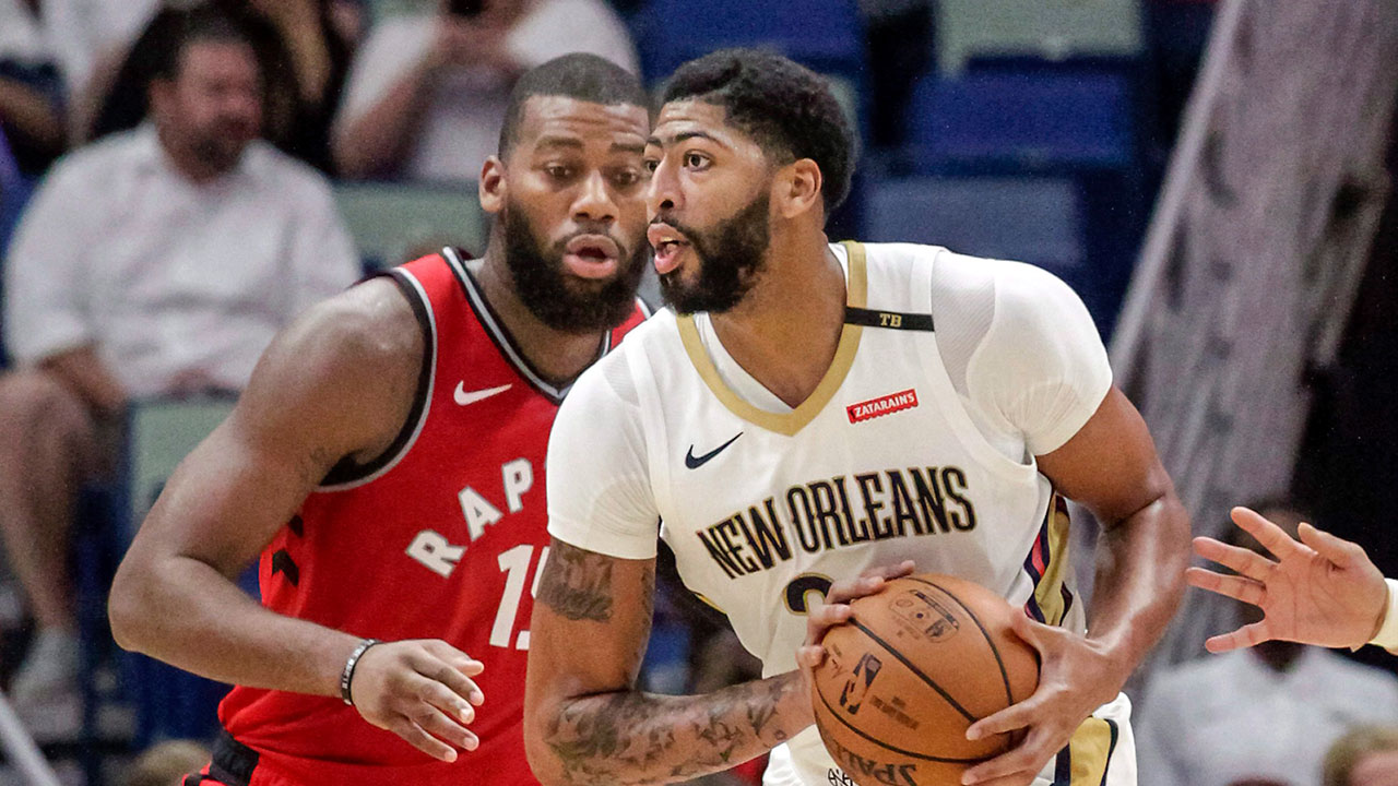 95cdd77c0 Eight reasons why the Raptors should trade for Anthony Davis ...
