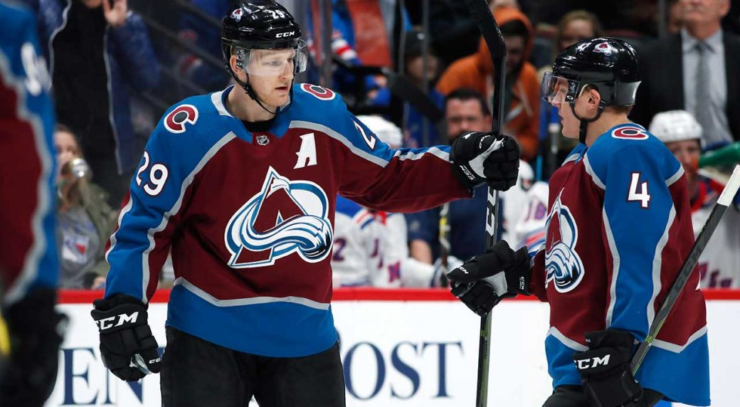99a492bd838 Avalanche s MacKinnon unlikely to participate on-ice at All-Star Game