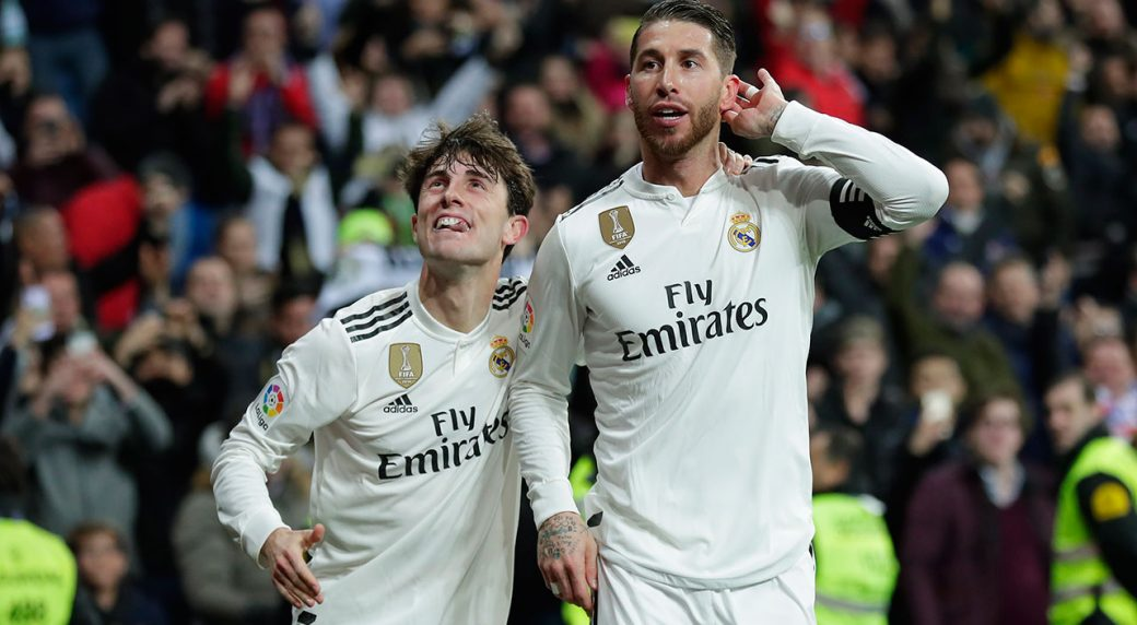 Ramos Doubles In Real Madrid Win Over Girona