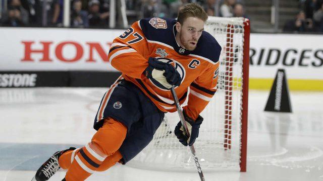 NHL All-Star Skills Takeaways  Matthews  stunt wins crowd - Sportsnet.ca c862e6ac0
