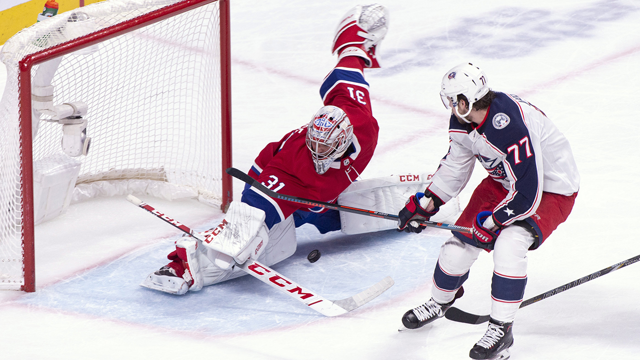Price, The Unsung Hero In Habs' Win