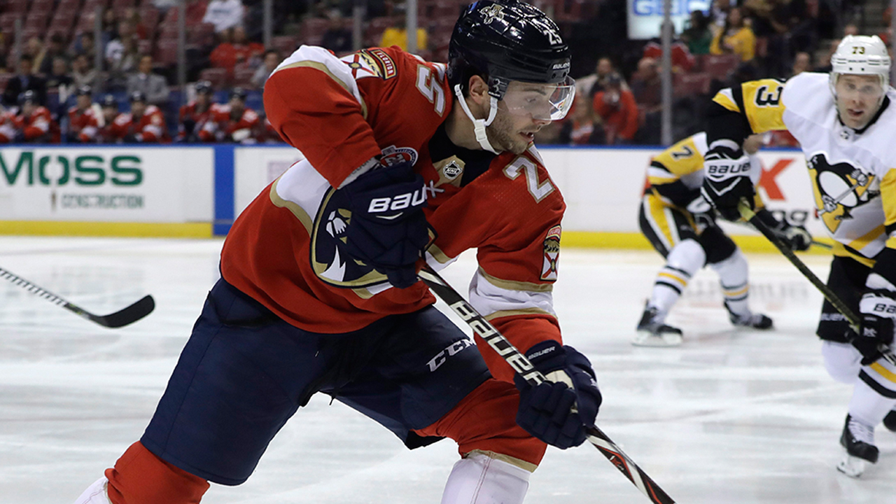 Brassard Is On The Move Again, This Time To Colorado