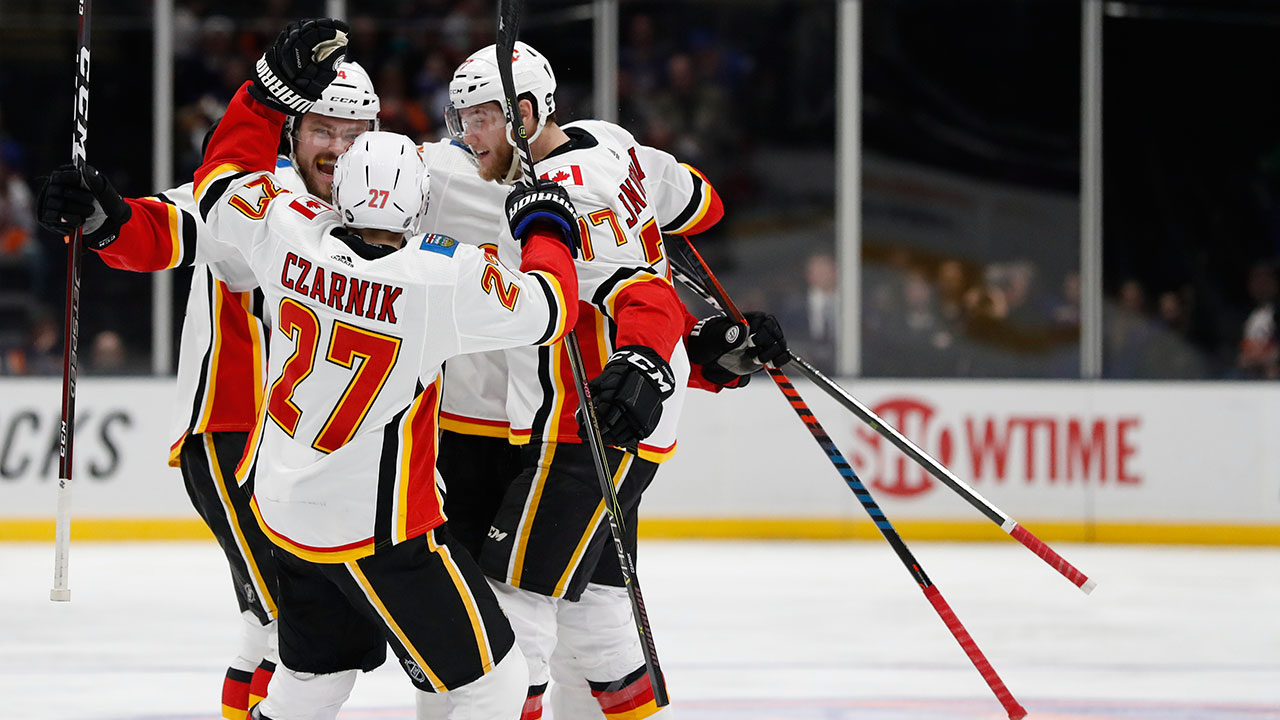 Nothing To See Here. No Deadline Deals For Calgary, And That Suits Them Just Fine