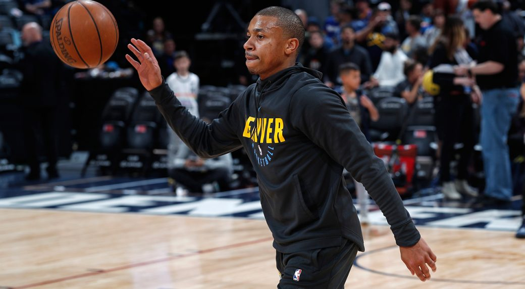 7cc3c66cbfc Nuggets  Isaiah Thomas close to playing for first time in 11 months ...