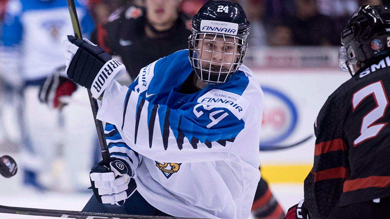 df6f6e29ee0 Sportsnet s 2019 NHL Draft Prospect Rankings  March - Sportsnet.ca